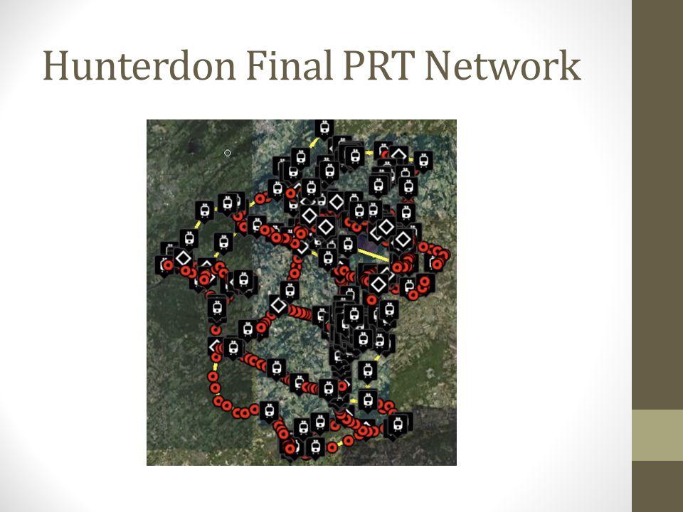 Hunterdon Final PRT Network