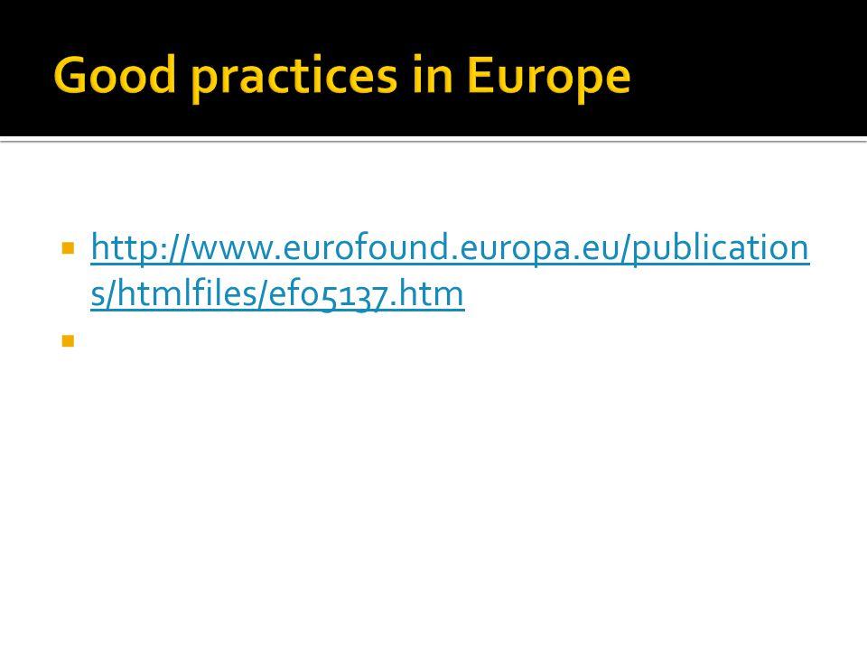 http://www.eurofound.europa.eu/publication s/htmlfiles/ef05137.htm http://www.eurofound.europa.eu/publication s/htmlfiles/ef05137.htm