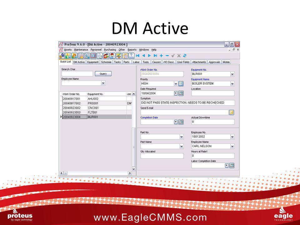 DM Active