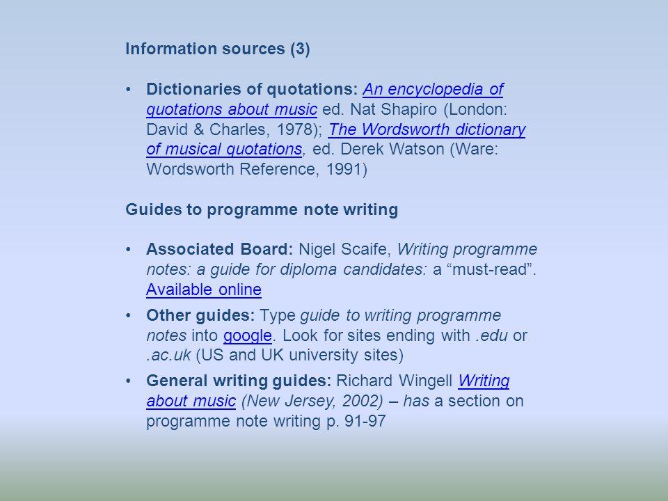 Example – Research Bachs Partita no.