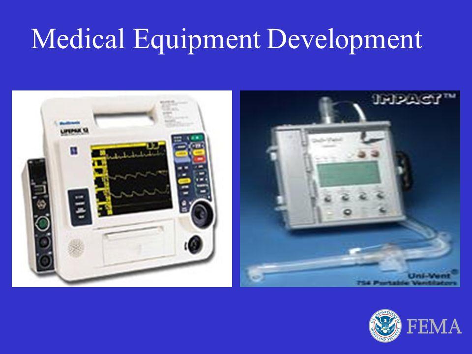 Kay Brooks RN, FL-1 DMAT Medical Equipment Development