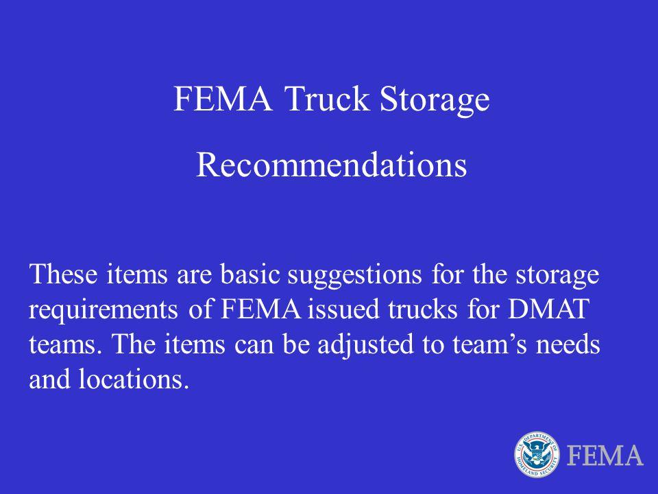 Emile Delegram GA-3 Logistics Trucks: FEMA Rolls Out $6 Million New Truck Program To Enhance Disaster Response