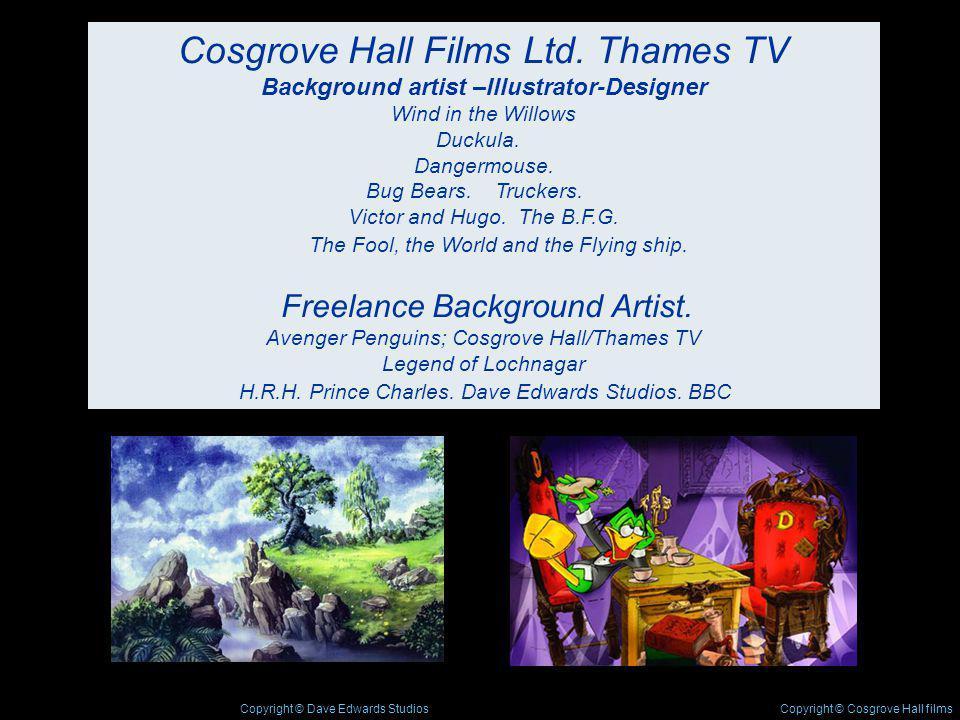 Cosgrove Hall Films Ltd.
