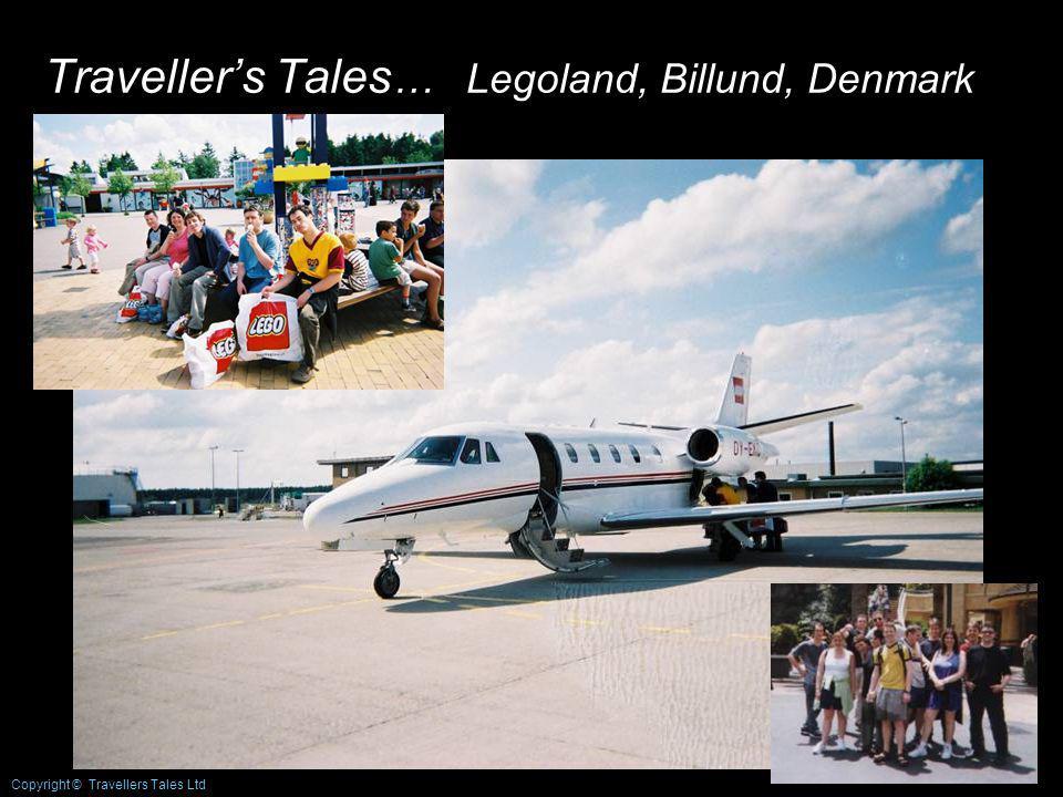 Travellers Tales … Legoland, Billund, Denmark Copyright © Travellers Tales Ltd
