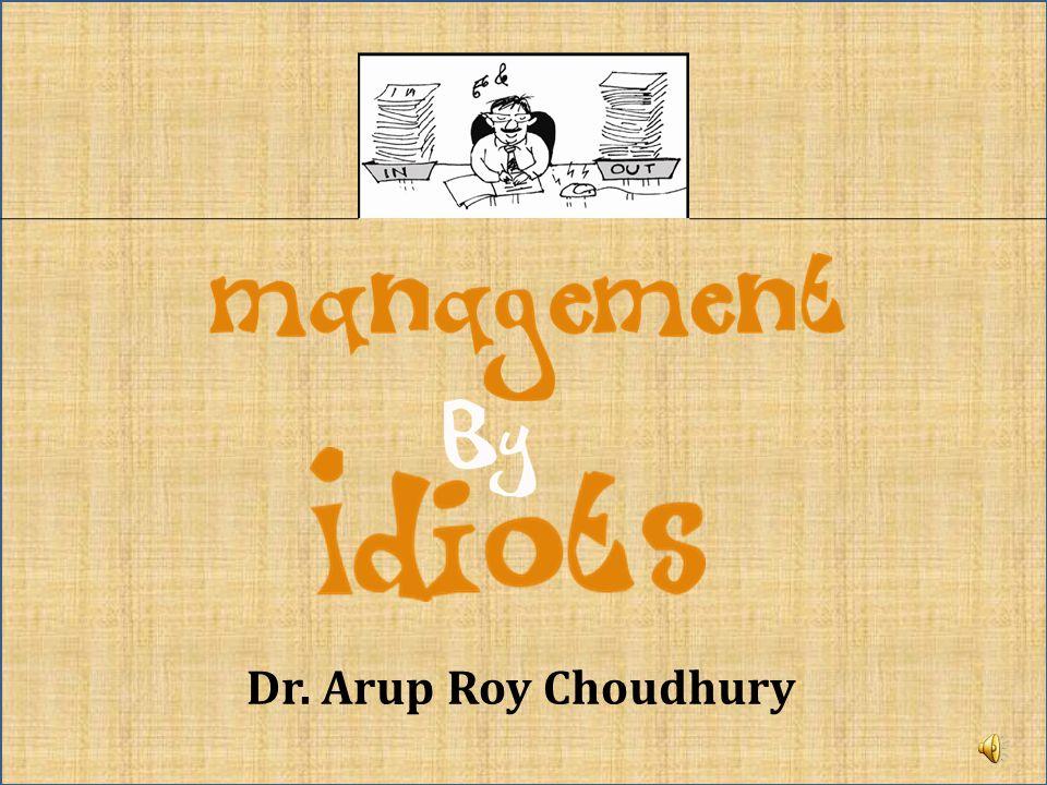 Dr. Arup Roy Choudhury