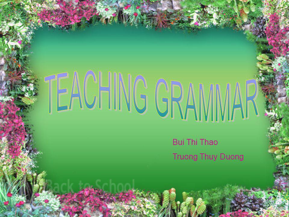 Bui Thi Thao Truong Thuy Duong