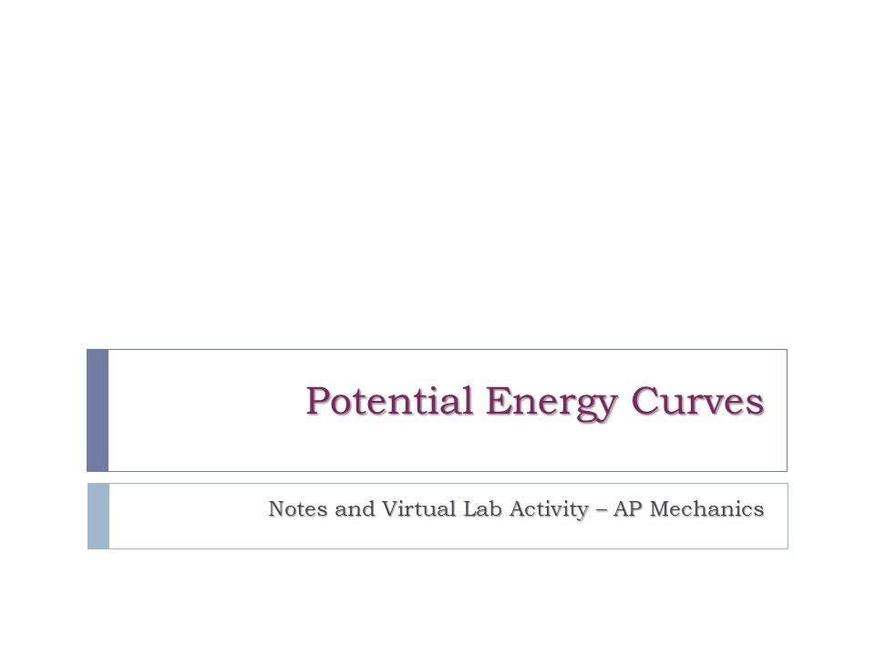 Energy and Work Click on the picture below to be directed to pHets virtual skate-park lab.