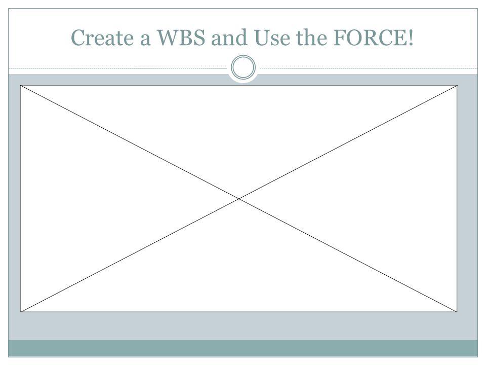 WBS Sample