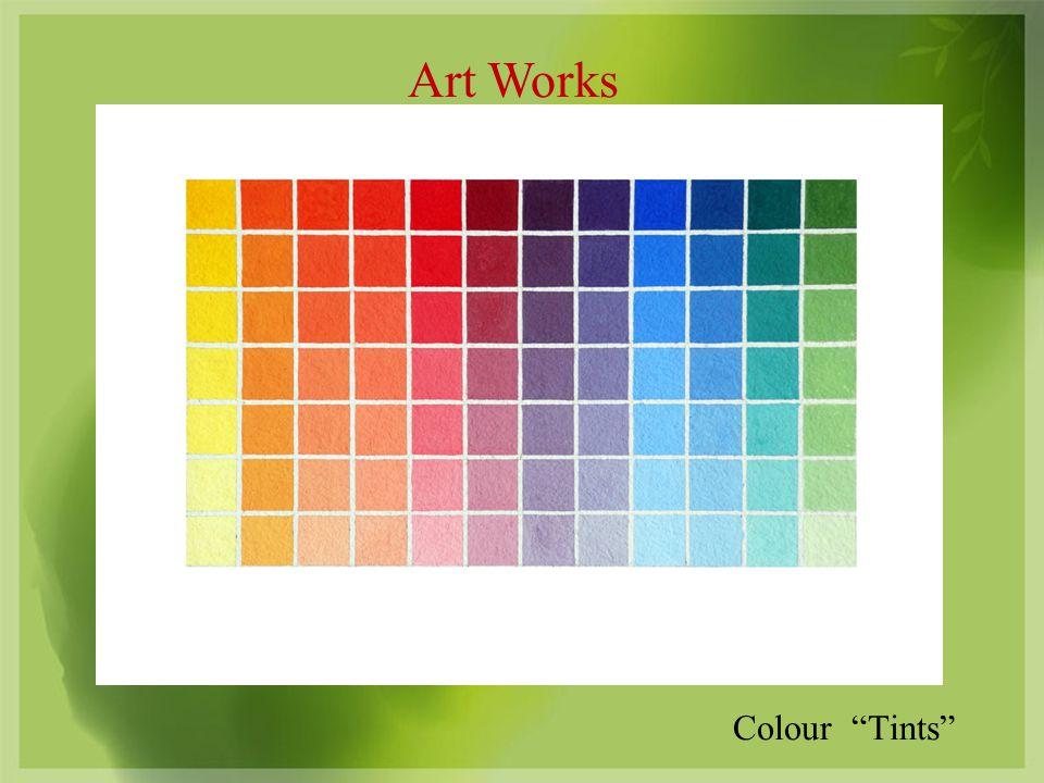 Art Works Colour Tints