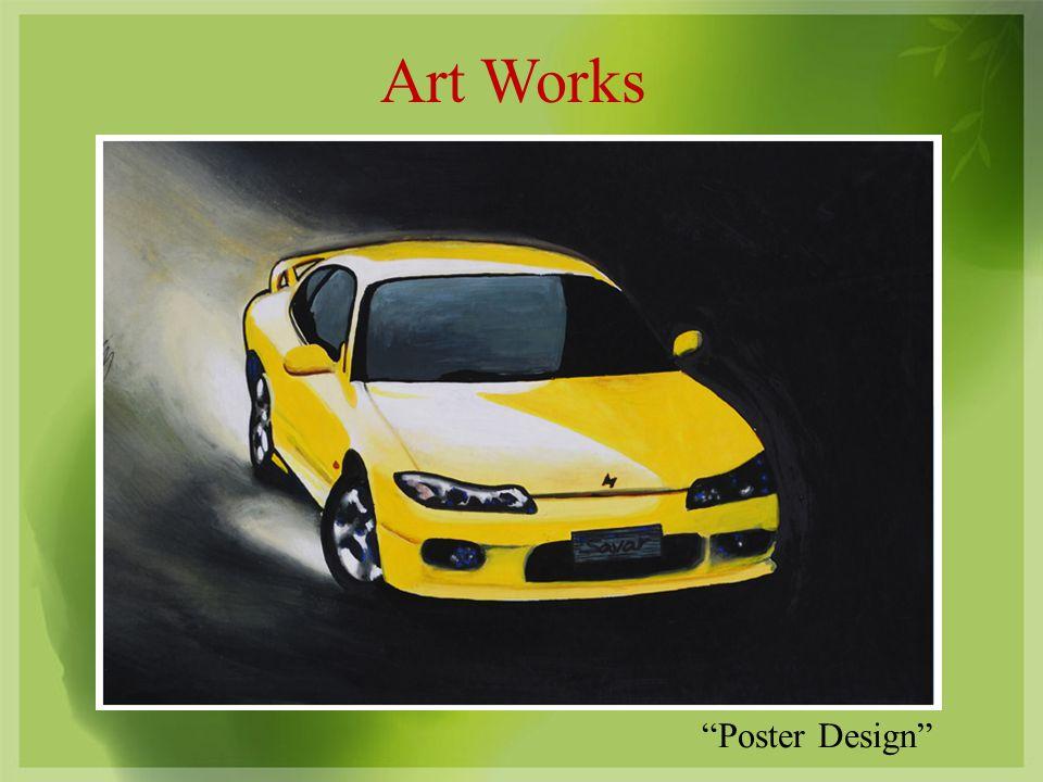 Art Works Poster Design