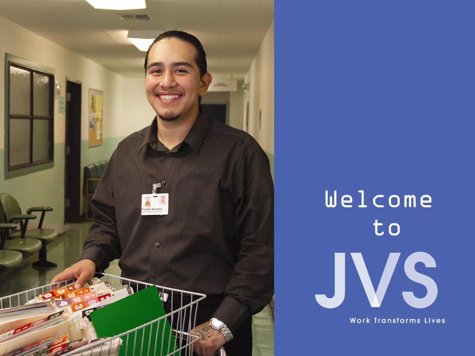 Work Transforms Lives JVS has many programs to meet the job search needs of different individuals: Supported job search on the Peninsula and in the East Bay.