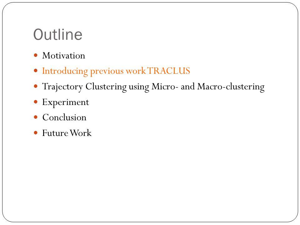 Merging Micro-Clusters Why merging micro-clusters.