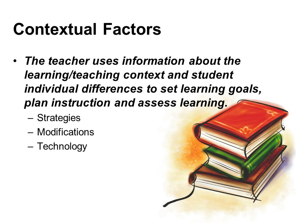 Significant variety across instruction, activities, assignments, and/or resources.