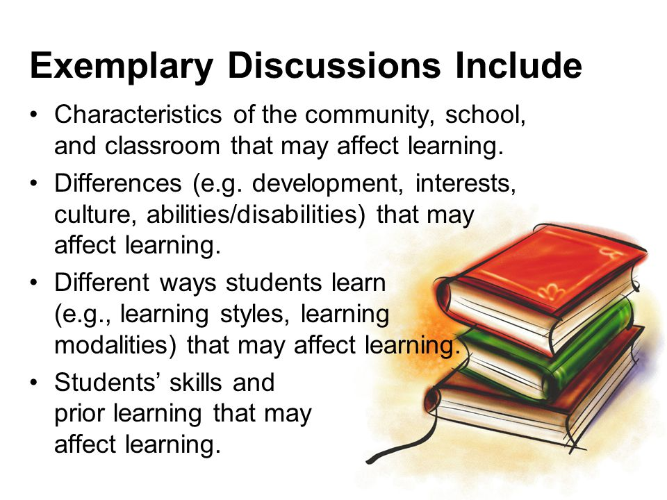 Instructional Decision-Making The teacher uses on-going analysis of student learning to make instructional decisions –Sound Pedagogy and Best Practice –Modifications are based on analysis of student data Contextual and assessment
