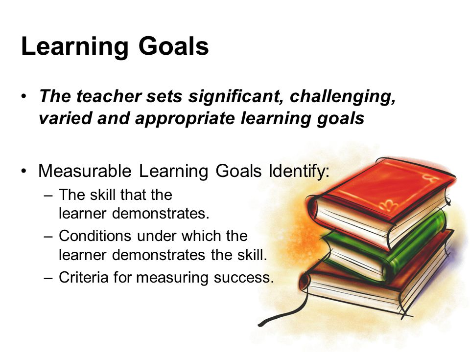 Analysis of Student Learning The teacher uses on-going analysis of student learning to make instructional decisions This assignment provides the opportunity to analyze data accumulated regarding student performance related to learning outcomes.