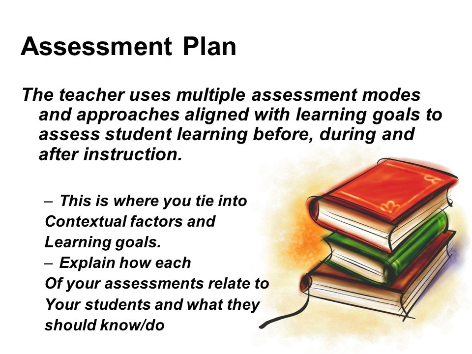 Provides ideas for redesigning learning goals, instruction, and assessment and explains why these modifications would improve student learning.
