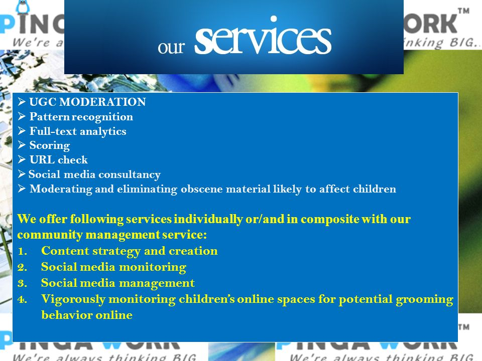 We Offer Following Combo Packages for members