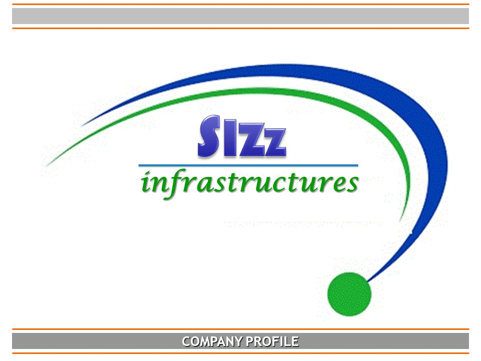 COMPANY PROFILE infrastructures
