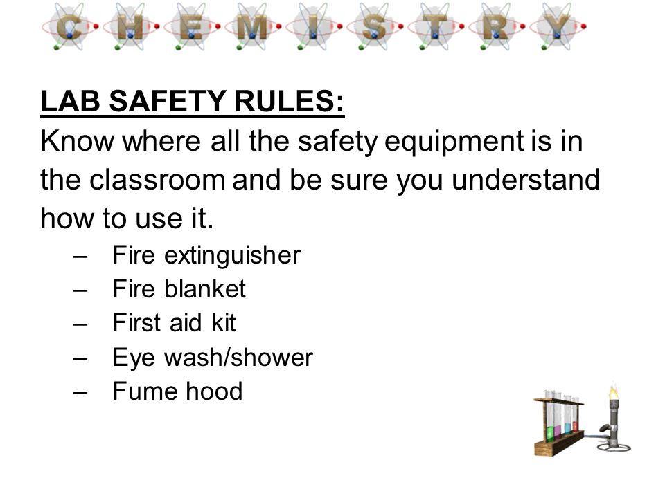 Printables Lab Safety Equipment Worksheet welcome to mr fuller by the end of today you should have 1 lab safety rules know where all equipment is in classroom and be