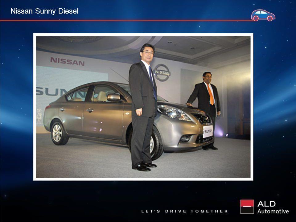 Nissan Sunny Diesel