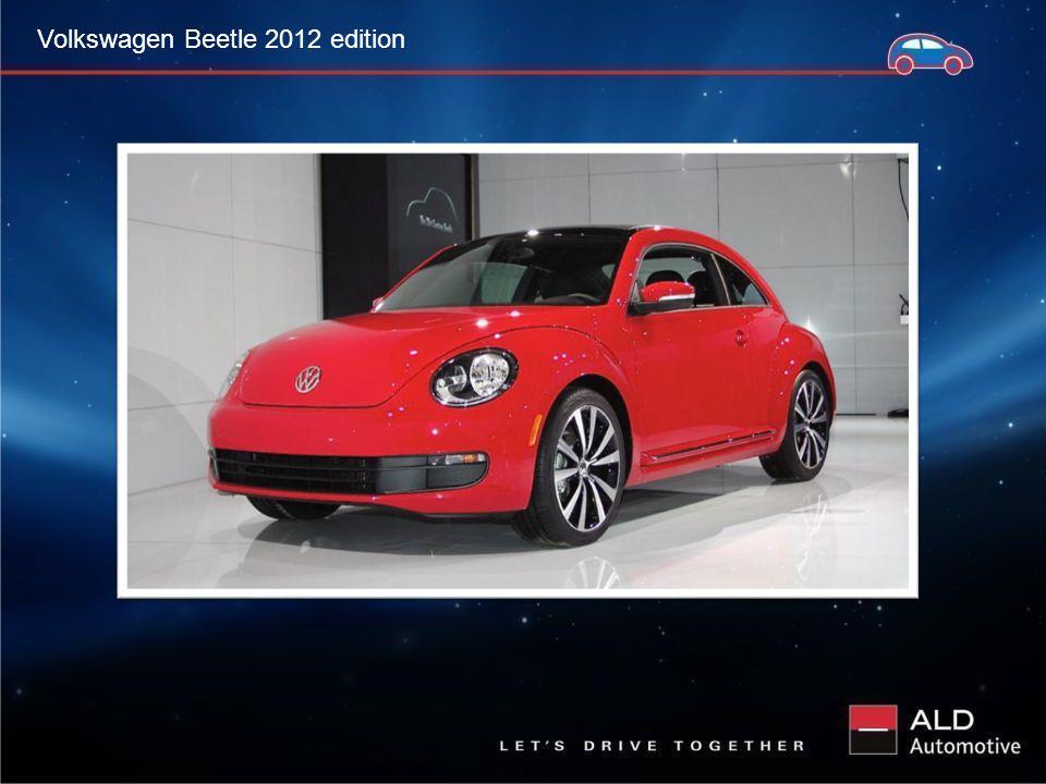 Volkswagen Beetle 2012 edition