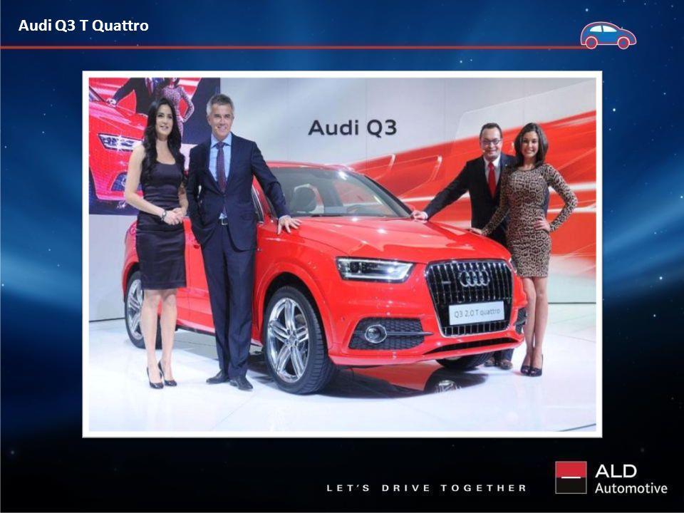 Audi Q3 T Quattro