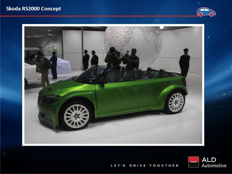 Skoda RS2000 Concept