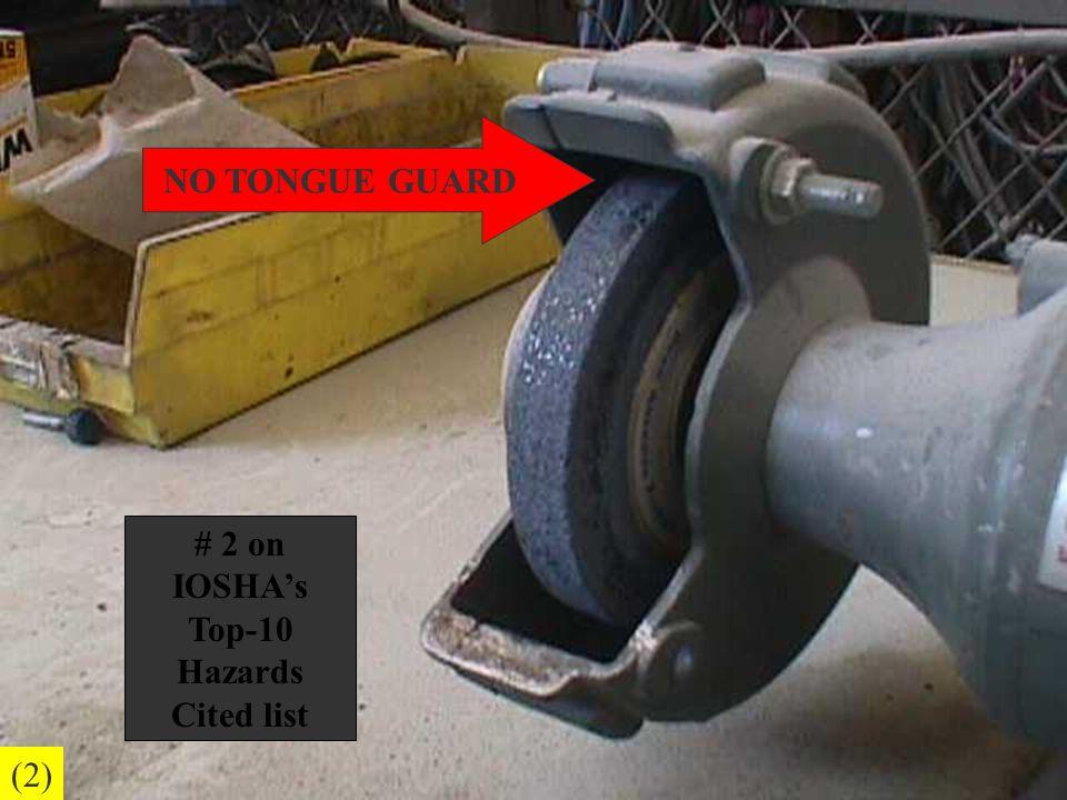 45 Machine Guarding 29 CFR 1910.211 Subpart O