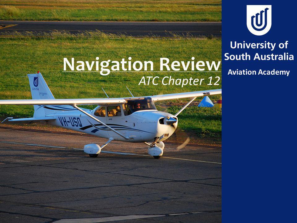 Navigation Review ATC Chapter 12