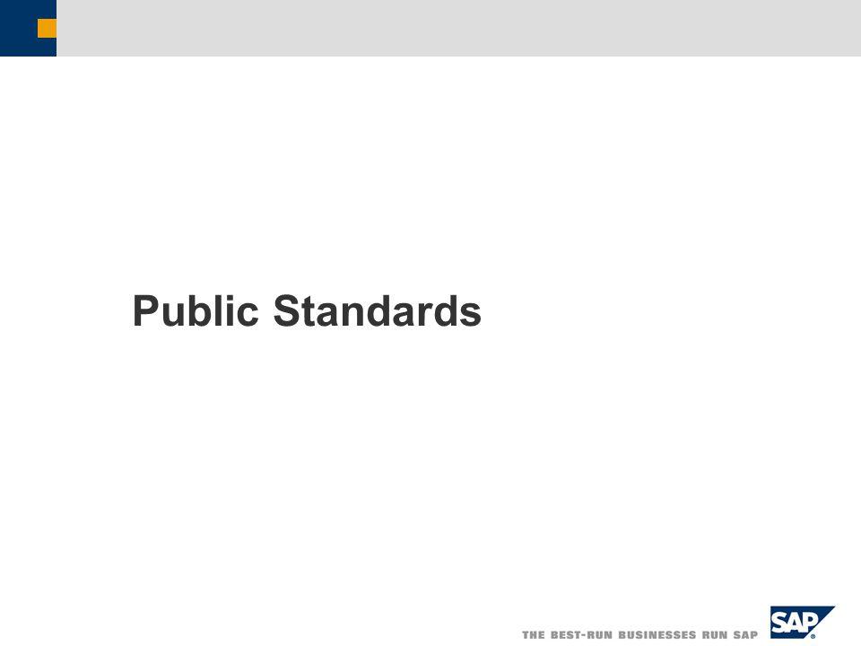 Public Standards