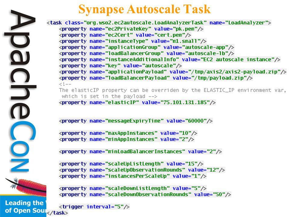 35 Synapse Autoscale Task