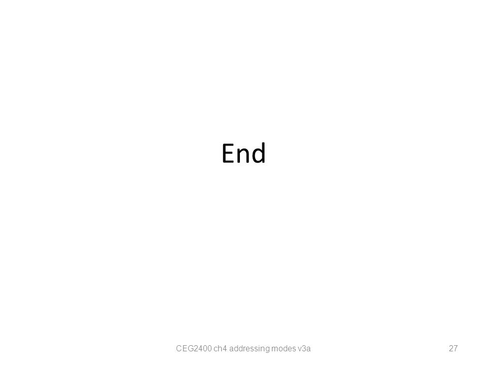 End CEG2400 ch4 addressing modes v3a 27