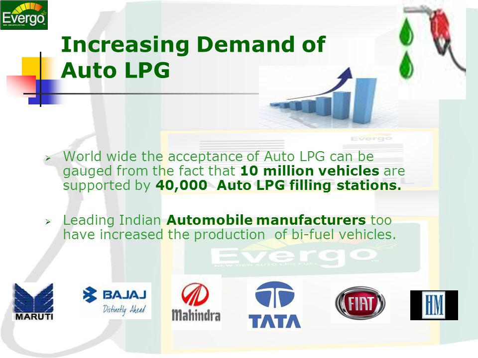 Why Auto LPG as an alternative fuel . Dispensability as easy as gasoline.