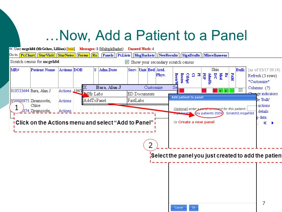 8 Auto-Copy Features Allows user to manage which panels get updated Auto updates every few hours