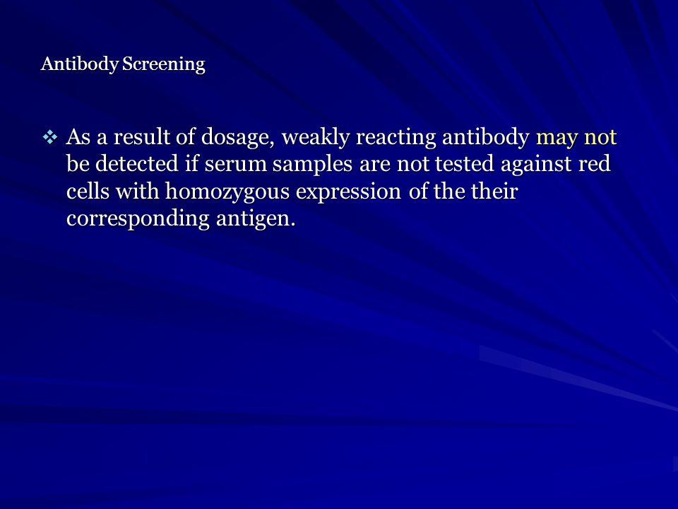Antibody Screening Screening Cells.