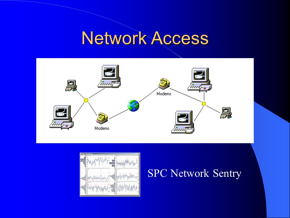 Network Access SPC Network Sentry
