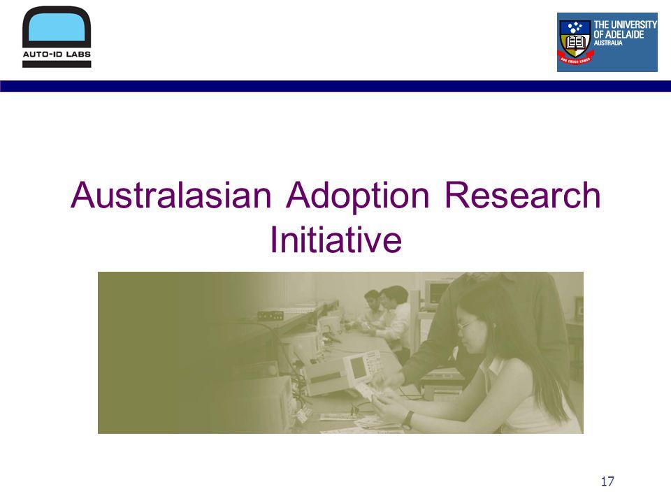 17 Australasian Adoption Research Initiative