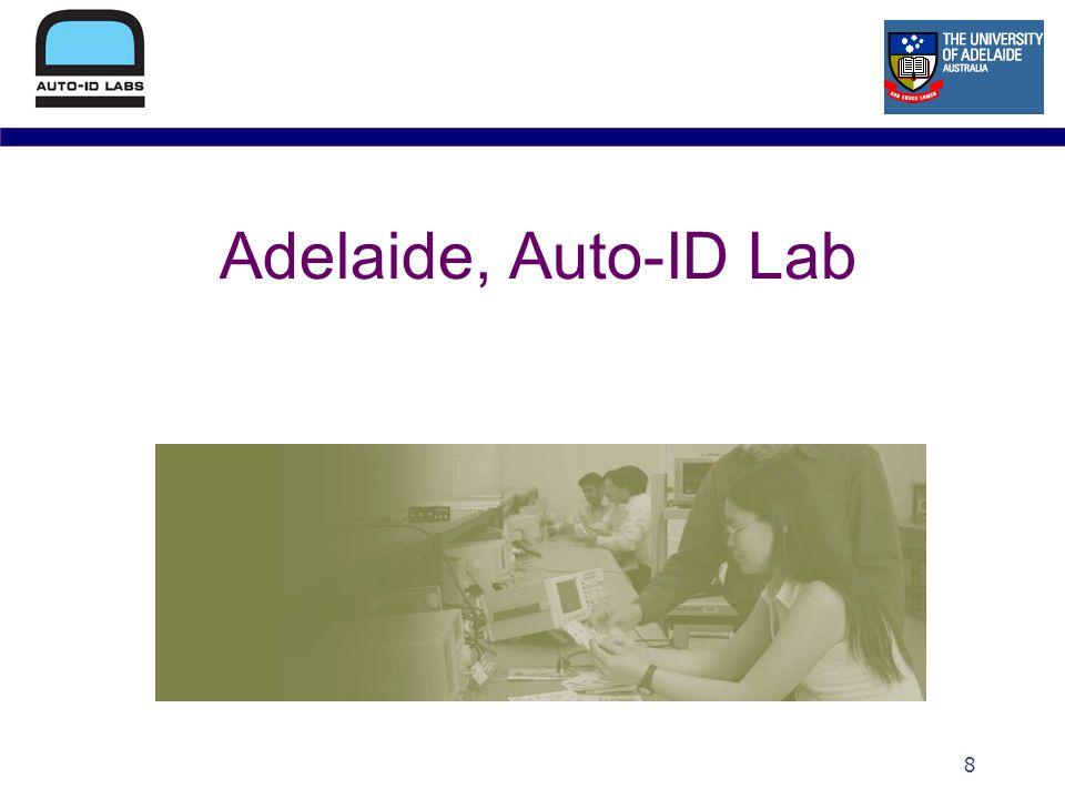 8 Adelaide, Auto-ID Lab