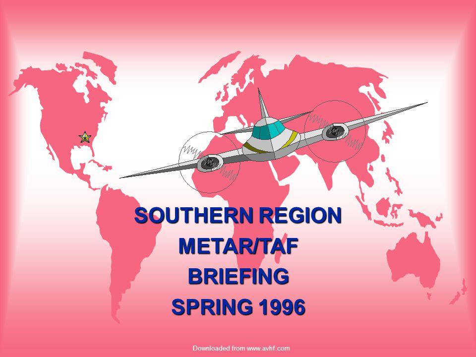 Downloaded from www.avhf.com FAA SOUTHERN REGION