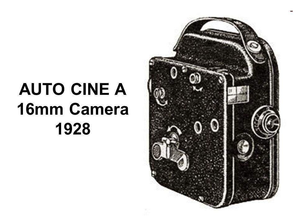 AUTO CINE A 16mm Camera 1928