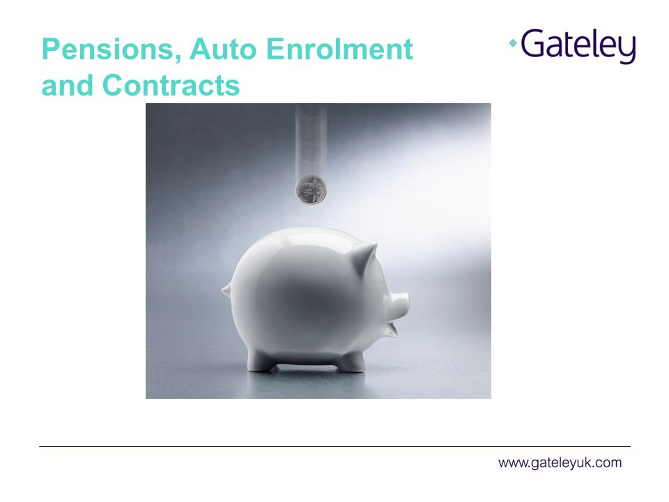 Pensions, Auto Enrolment and Contracts Enforcement: Pensions Regulator -compliance notices -penalties: fixed and escalating