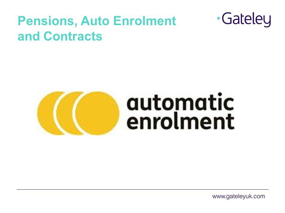 Auto Enrolment What is it.
