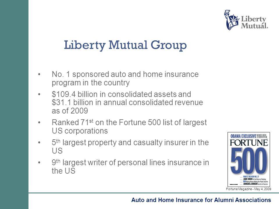 Liberty Mutual Group No.