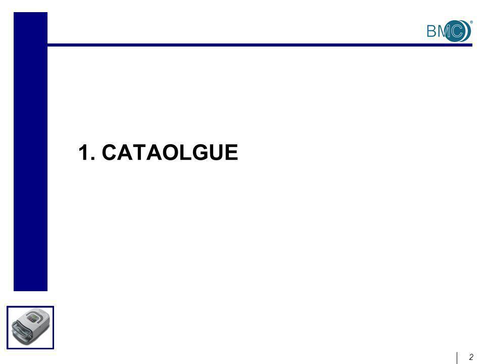 2 1. CATAOLGUE