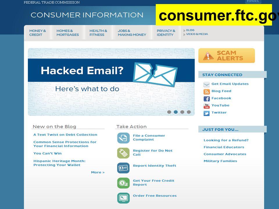 consumer.ftc.gov