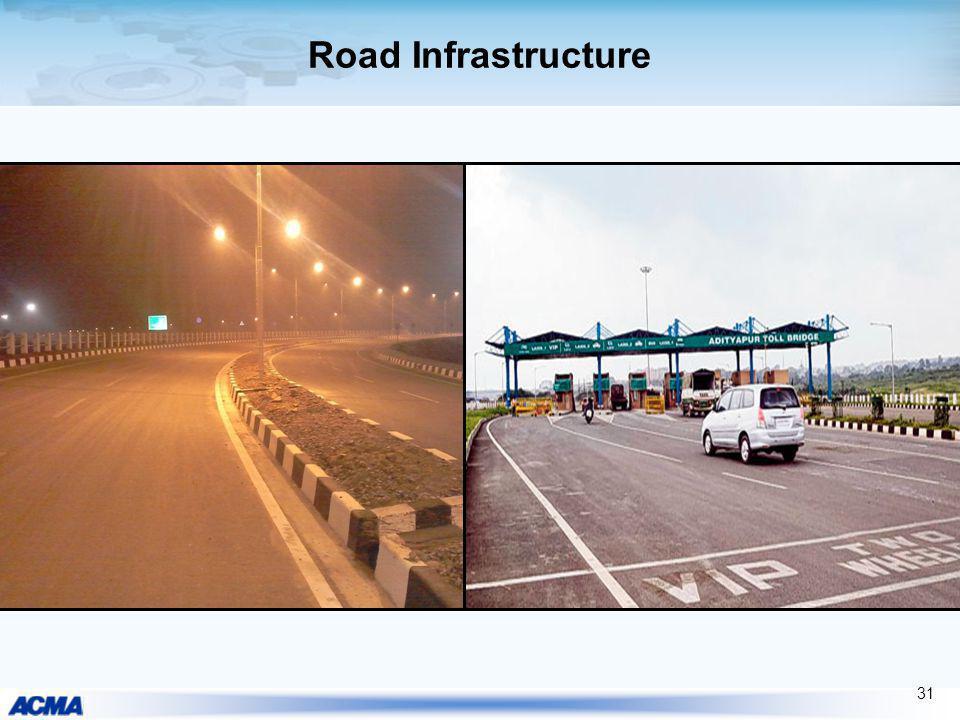 Road Infrastructure 31