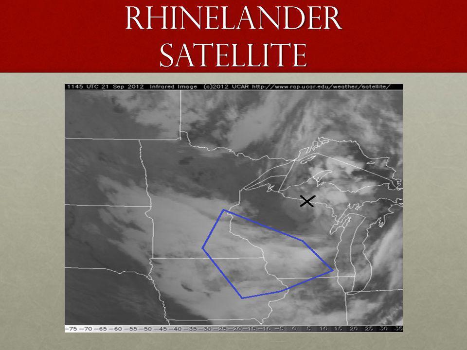 rhinelander satellite