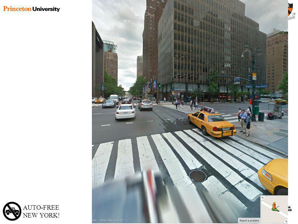 AUTO-FREE NEW YORK!