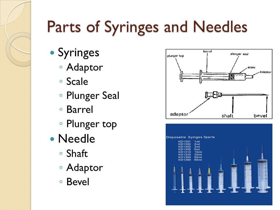 Injection safety practices Use only a sterile packed disposable syringe for reconstitution of vaccine and AD syringe for administering vaccine Dont use the same disposable syringe for reconstituting multiple vaccine vial/ampoule One syringe for one vial/ampoule If the syringe pack is torn or expiry date is over, dont use the syringe Never touch the needle or rubber cap of the vaccine vial during reconstitution or drawing vaccine