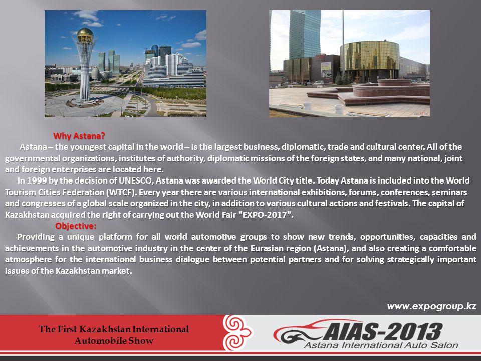 Why Astana.